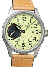 Glycine KMU 48 KMU Big Second Limited Edition