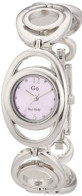 GO Girl Only Quartz 693699 with Metal Strap