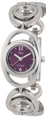 GO Girl Only Quartz 693704 with Metal Strap