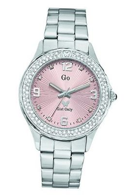 GO Girl Only Quartz 694522 with Metal Strap