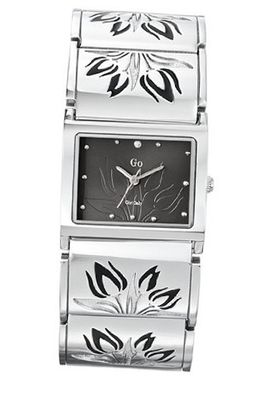 GO Girl Only Quartz 694728 with Metal Strap