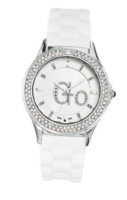 GO Girl Only Quartz 698127 with Rubber Strap