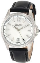 Golana Swiss AU100-4 Aura Pro 100 White Mother-of-Pearl Dial Leather