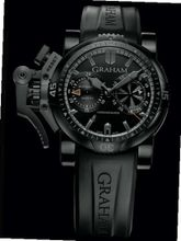 Graham Chronofighter Chronofighter Oversize Diver Full PVD