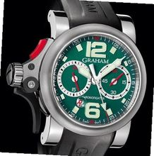Graham Chronofighter R.A.C Trigger Chronofighter R.A.C. Trigger Olive Rush