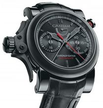 Graham Chronofighter R.A.C Trigger Chronofighter Trigger Rattrapante