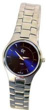 Great Timing GT Blue Dial Link Band Swiss GTA9423W-blu