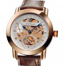 "H. F. Bauer Mechanische Uhren ""PORTUS COLLECTION"" Portus Goldrush"