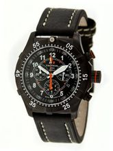 H3 TACTICAL Commander Chrono Leather #H3.322271.11