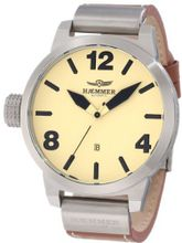 Haemmer H-01 Giants Automatic Brown Leather Strap