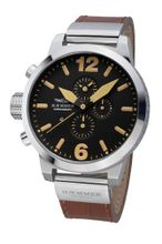 Haemmer HC-20 Giants Brown Leather Chronograph
