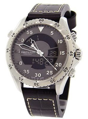 Hamilton Khaki Aviation Flight Timer Quartz Quartz H64514581