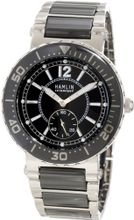 Hamlin HACL0400:001 Ceramique Oversized Subsecond Ceramic and Stainless Steel