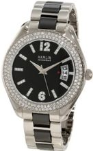 Hamlin HACL0416:001 Ceramique Bling and Stainless Steel Austrian Crystals