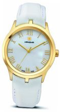 Hanowa 16-6000.02.001.20 Timeless Gold IP Mother-of-Pearl Leather