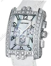 Harry Winston Avenue Collection Avenue C Chrono Baguette