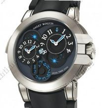 Harry Winston Ocean Collection Dual Time