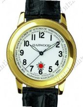 Harwood Gold & Silber Automatic Medium