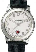 Harwood Gold & Silber Automatic Sterling Silver Limited Edition