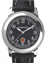 Harwood Steel Automatic without Crown