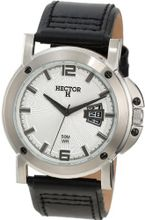 Hector 665242 Black Genuine Leather Date