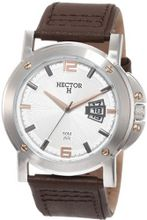 Hector 665243 Brown Genuine Leather Date