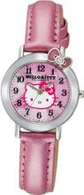 Hello Kitty Classic Ribbon Analogue (Pink) - Hello Kiity ( Lady / Girls size)