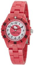 Hello Kitty H3WL1004RD Red Dial