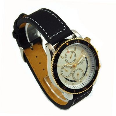 Henley Gents Chrono Effect Cream Dial Sports