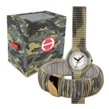Box Set BREIL HIP HOP Limited Edition Female CAMOUFLAGE - hk0036