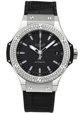 Hublot Big Bang 38mm stainless steel case