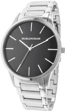 Hurlingham Berkley H-90180-A with Silver Stainless Steel Band