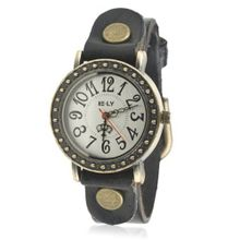 iB-iP Buckle Big Dial Dress Wrist