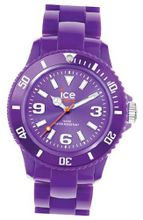 Ice- 102130 Solid Purple Silicone Unisex