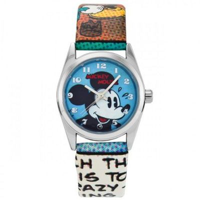 Ingersoll Unisex IND 25651 Ingersoll Disney Classic Time Mickey