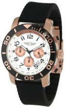 I By Invicta 41701-002 18k Rose Gold-Plated
