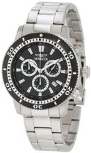 Invicta 1203 II Collection Chronograph Stainless Steel