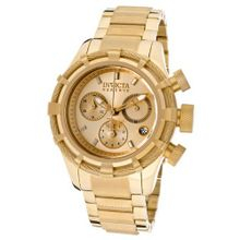 Invicta 12461 Bolt Analog Swiss-Quartz Gold