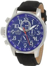 Invicta 1513 I Force Collection Stainless Steel and Cloth