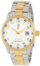 "Invicta 15260 ""I-Force"" 18k Gold Ion Plating and Stainless Steel"