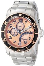 Invicta 15338 Pro Diver Rose Gold Tone Dive