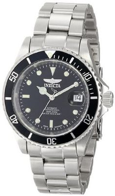Invicta 9937 Pro Diver Collection Coin-Edge Swiss Automatic