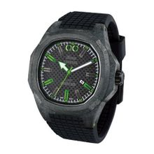iTime Unisex Quartz with Black Dial Analogue Display and Black Silicone Strap PH4900-C-PH01G