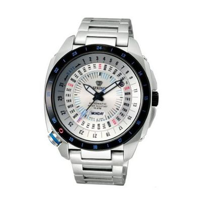 J Springs Automatic Retro Future (Silver Dial)
