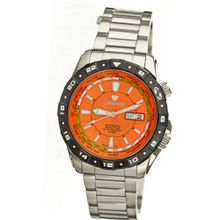 J Springs Automatic Travel (Orange Dial)