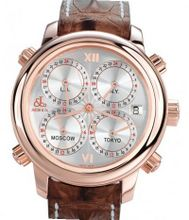 Jacob & Co H-24 Five Time Zone Automatic Five Time Zone Automatic