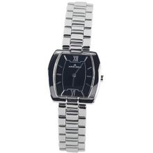 Jacques Lemans Stainless Steel Analog Square Face Link