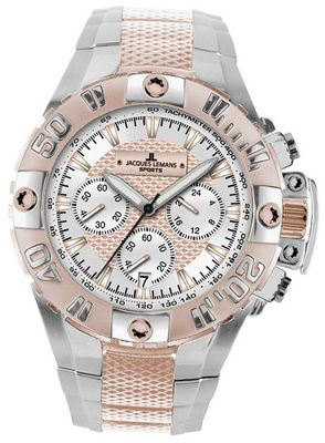 Jacques Lemans Powerchrono 1-1377D