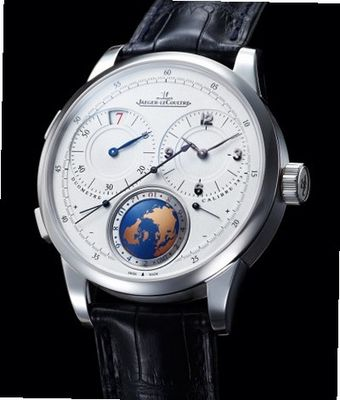 Jaeger-LeCoultre Duomètre Duomètre Unique Travel Time