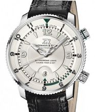 Jaermann & Stübi Limited Edition St Andrews Links Course Timer & GMT